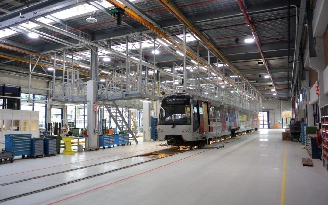 Tramremise Rotterdam