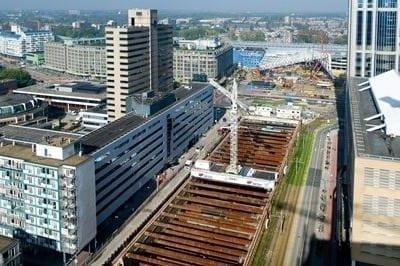 Parkeergarage Kruisplein Rotterdam