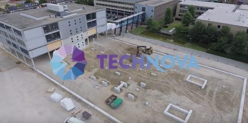 Update Nieuwbouw Technova College Juni-Juli