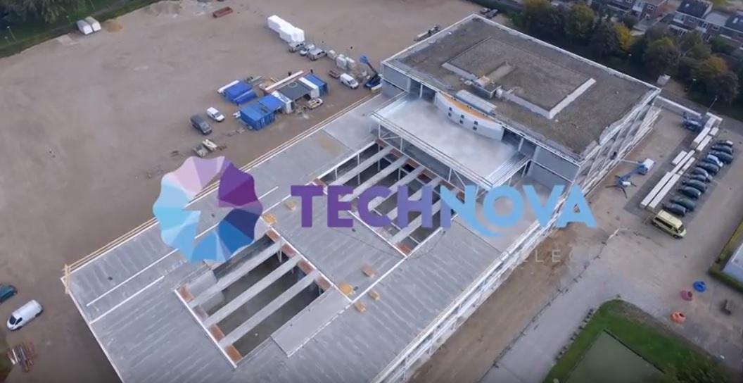 Update Nieuwbouw Technova College September