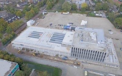 Update Nieuwbouw Technova College Oktober