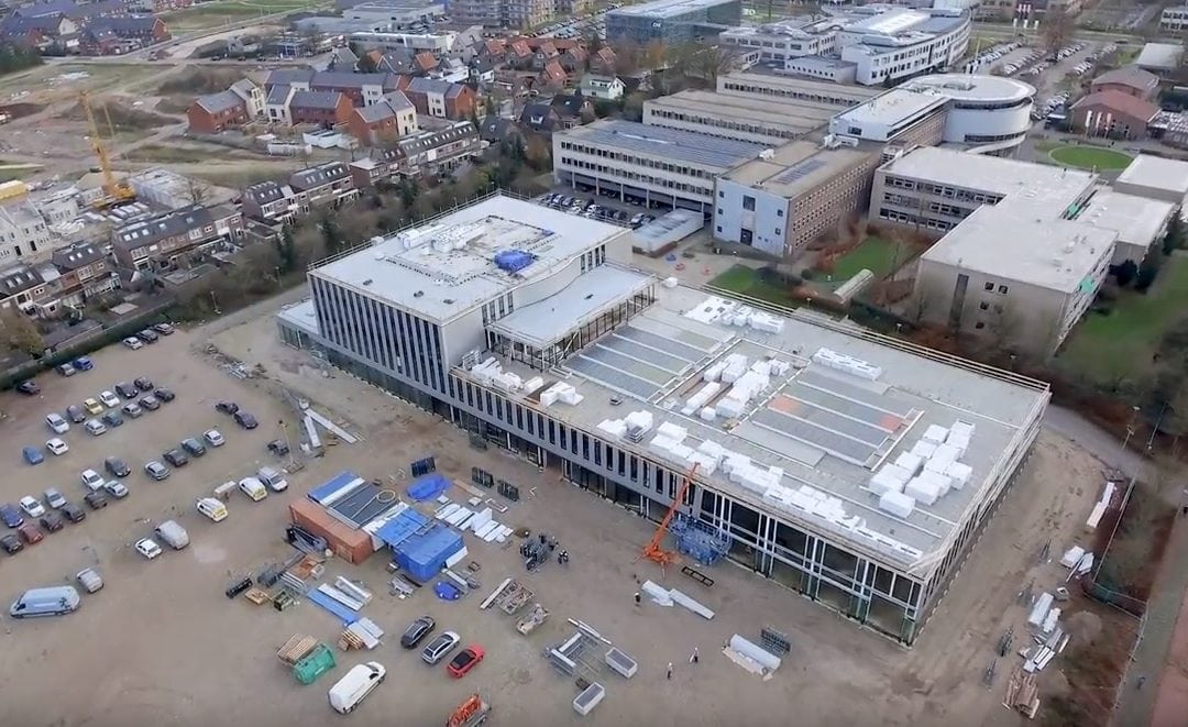 Update Nieuwbouw Technova College November