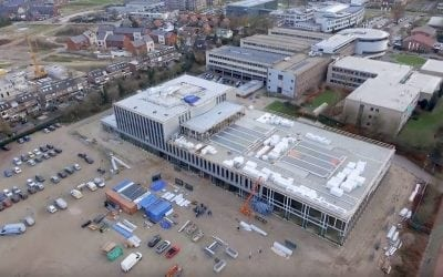 Update Nieuwbouw Technova College November