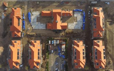 Eerste gebouw Elias Beeckmankazerne bijna gereed