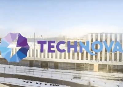 Oplevering Technova College