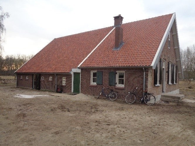 Restauratie Wayenstein Amerongen