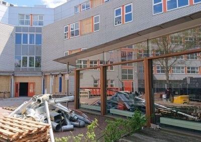Renovatie ROC Flevoland