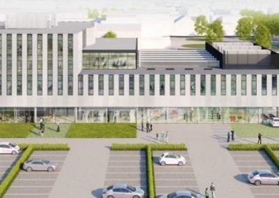 Nieuwe update Technova College in beeld