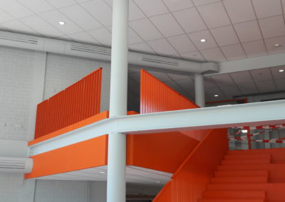 Renovatie MBO College Almere Gebouwdeel C