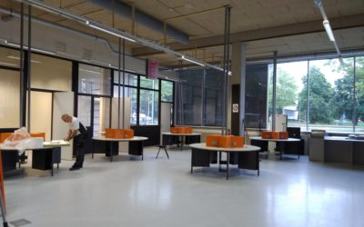 Oplevering Arentheem College