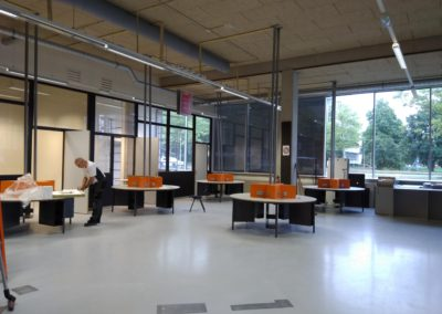 Oplevering Arentheem College