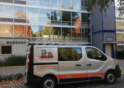 Verbouwing Verzorgingstehuis Nudehof Wageningen