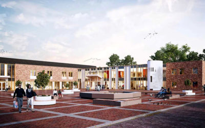 Verbouwing en revitalisatie Gemeentehuis Putten