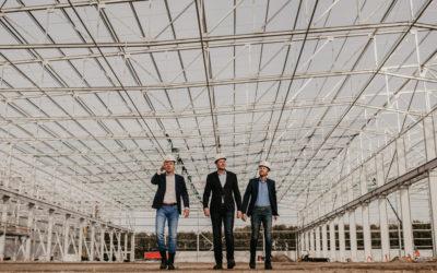 Update nieuwbouw Bosch Beton!