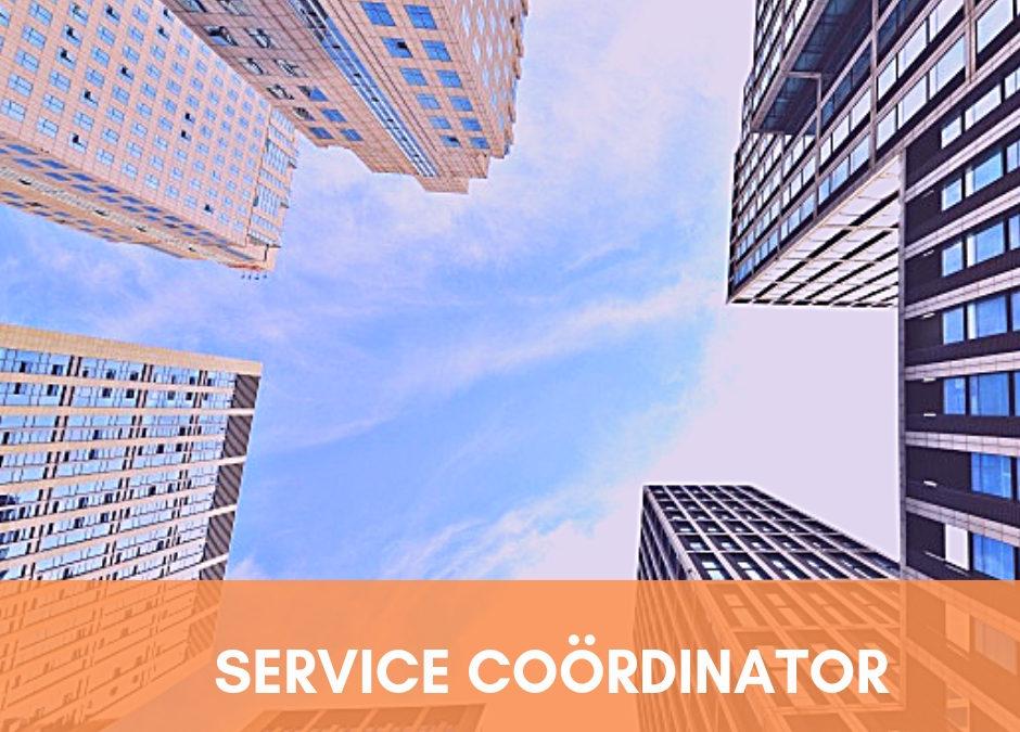 Service coördinator