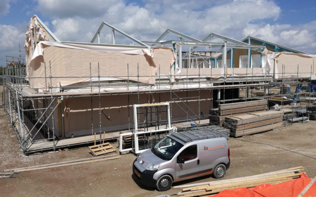 Update nieuwbouw Kees Valkenstein school