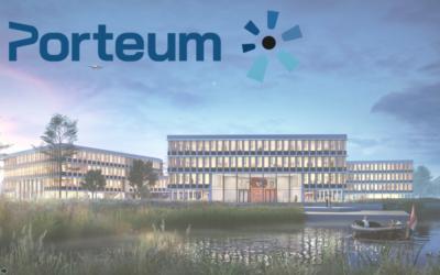 Nieuwbouw schoolcampus ''Porteum'' Lelystad!