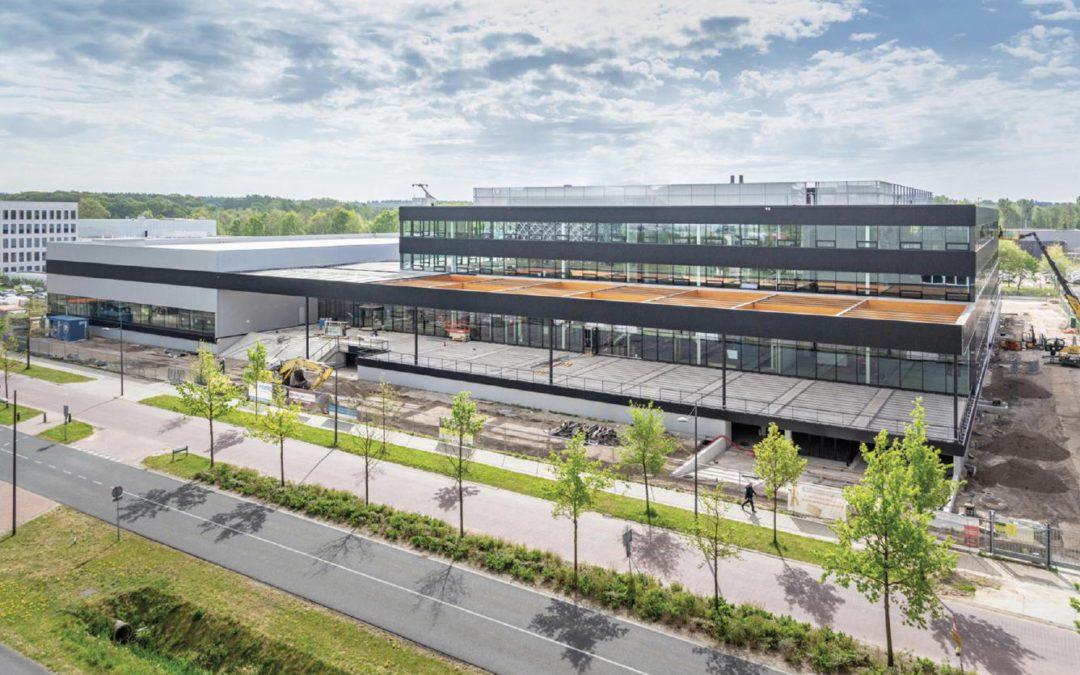 Oplevering Food Innovation Centre Wageningen