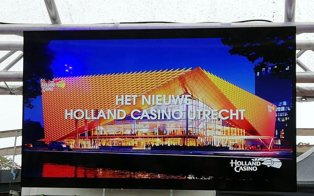 Update nieuwbouw Holland Casino Utrecht