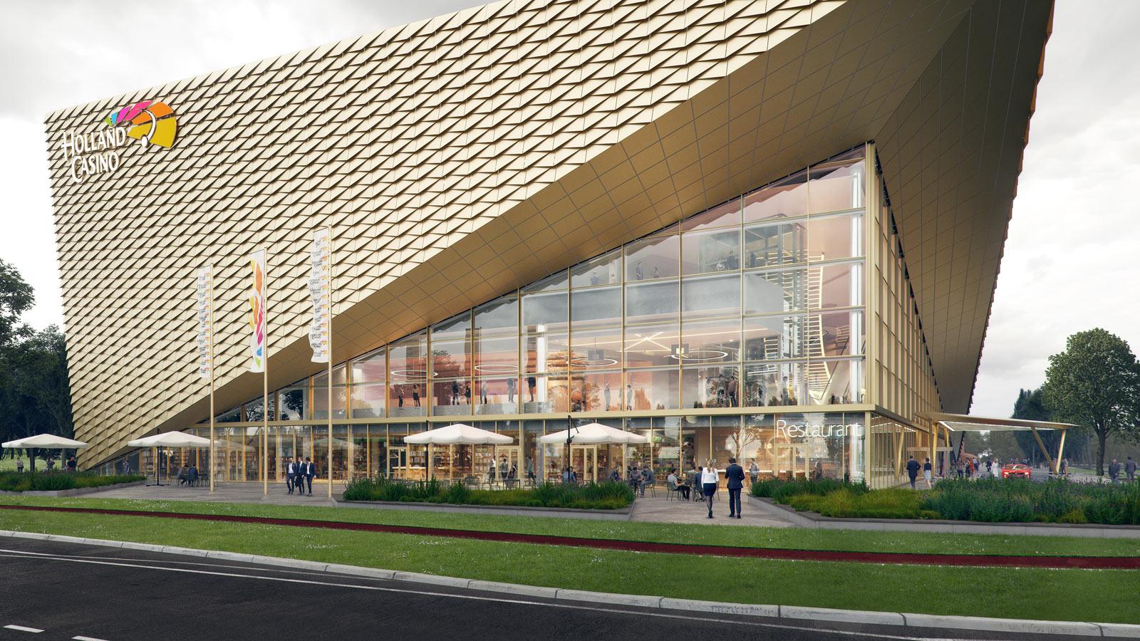 Holland Casino Utrecht Adres