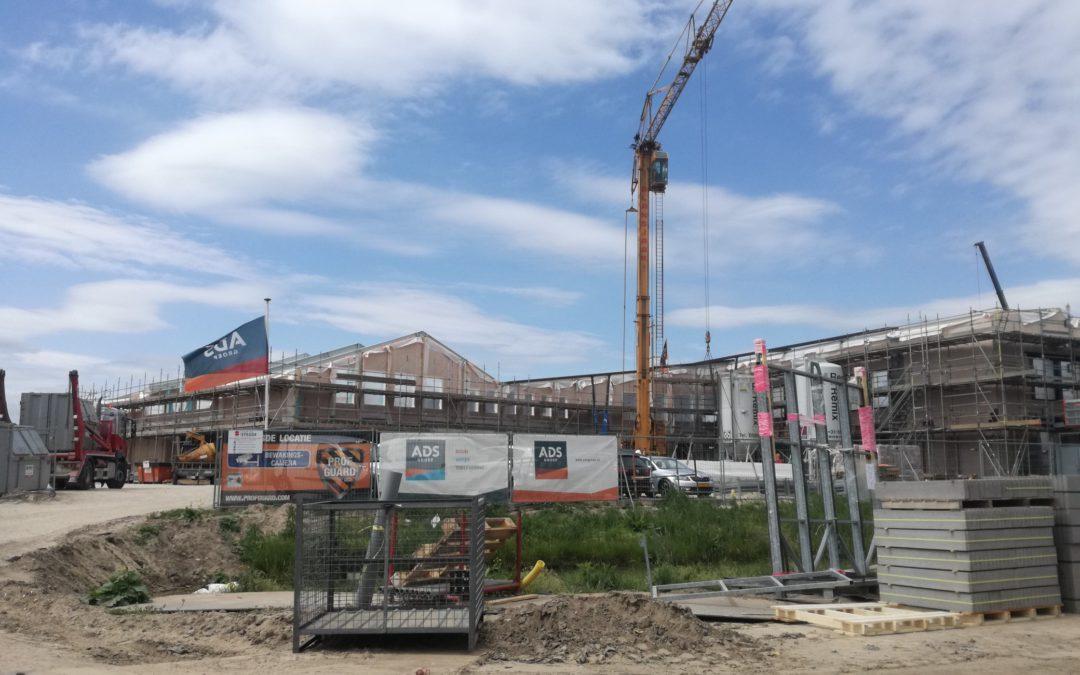 Update nieuwbouw Kees Valkensteinschool Vleuten