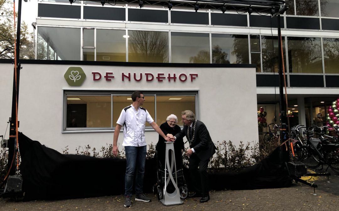 """Feestelijke opening """"De Nudehof"""" Wageningen"""