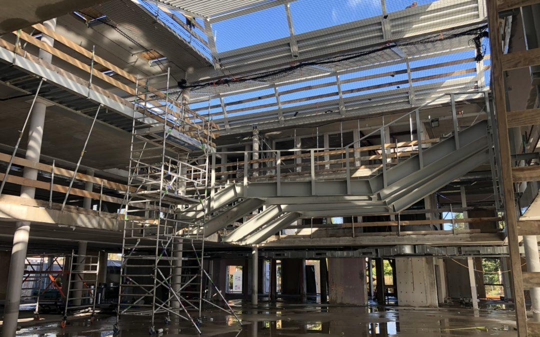 Update nieuwbouw Christelijk Lyceum Veenendaal