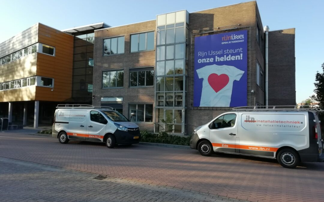 Upgrade ROC Rijn IJssel College Arnhem