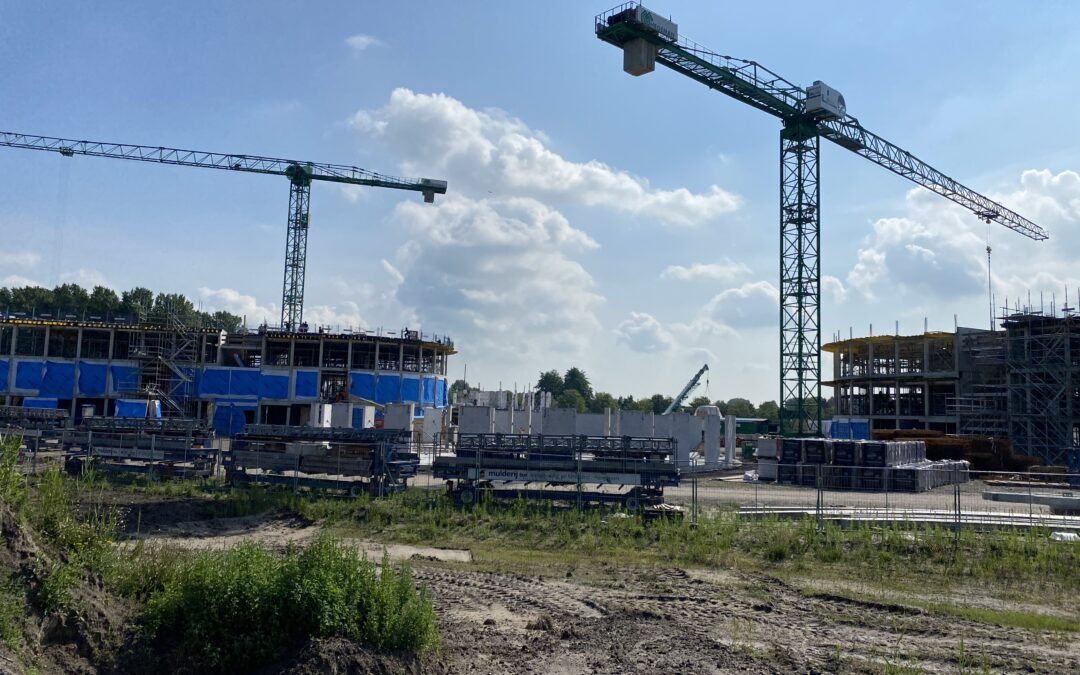 Video update project Campus Lelystad